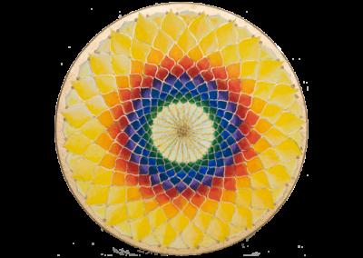 Mandala Séptimo Chakra o Chakra Coronario